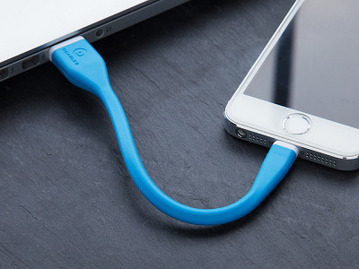 dCables: Apple Certified Bendy USB Cable