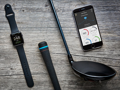 Arccos: Golf GPS Stat Tracking Driver