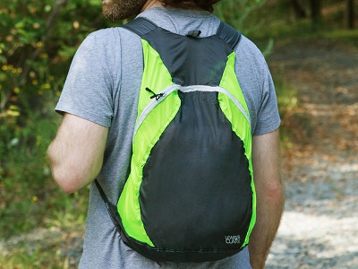 Lewis N. Clark: ElectroLight Backpack