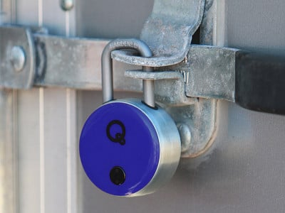 Quicklock: Bluetooth Padlock
