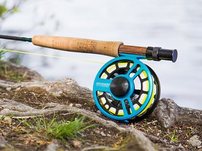 Cheeky Fishing: Boost Fly Reel