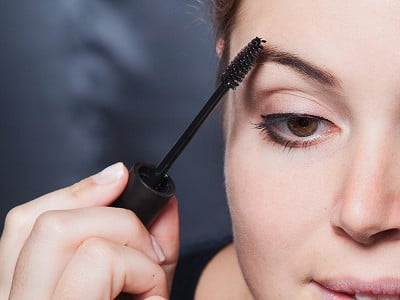 The BrowGal: Clear Eyebrow Gel