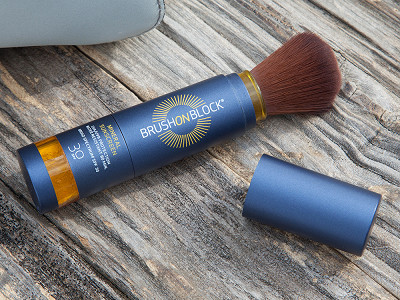 Brush On Block: Mineral Powder Sunscreen