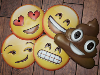 Emoji Masks: Emoji Masks - Choose Any 3