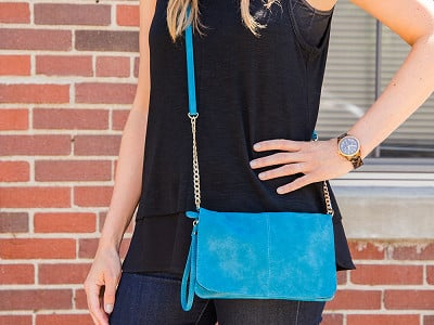 Mighty Purse: Flap X-Body Bag