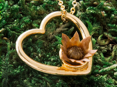 The Blessing Flower: Eternal Love Necklace
