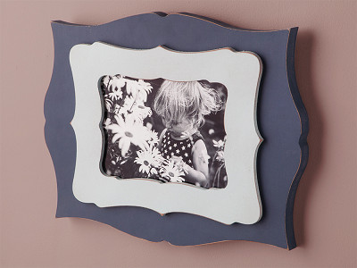 """Thistle & Poppy: Snap Point 5"""" x 7"""" Picture Frames"""