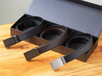 Mission Belt Co.: Premium Belt Gift Box
