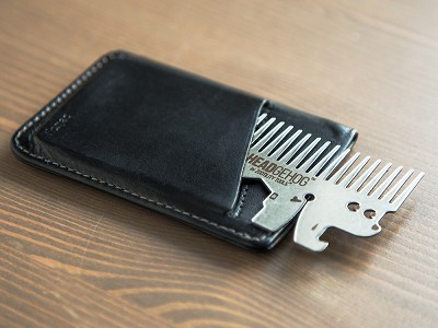 Zootility: Headgehog Multi-Tool Comb