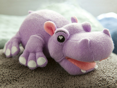 SoapSox: Harper the Hippo