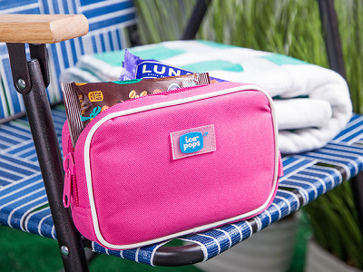 Cool-It Caddy: Icepops Personal Insulated Bag