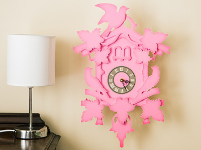 FunDeco: Large Cuckoo Clock