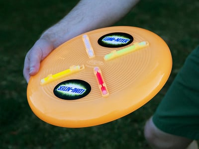 Flite By Nite: Lumi-Niter Flying Disc