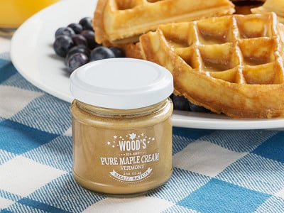 Wood's Vermont Syrup Co.: Maple Cream