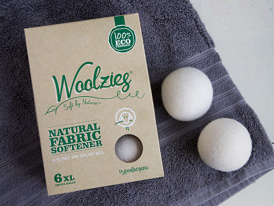 Woolzies: Pure Wool Dryer Balls