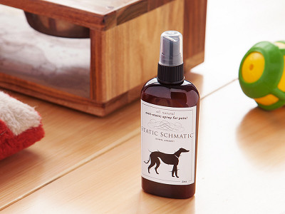 Static Schmatic: Anti-Static Spray for Pets - Set of 2
