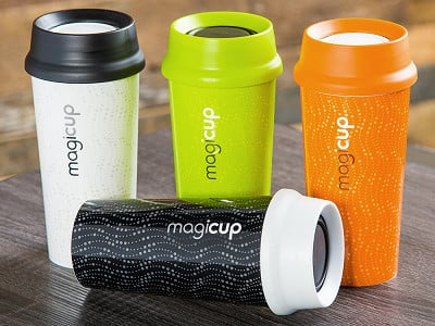 Magicup: Revolution Anti-spill Coffee Mug
