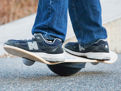 Whirly Board: Spinning Balance Board