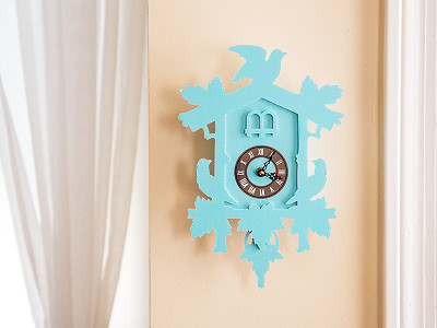FunDeco: Small Cuckoo Clock