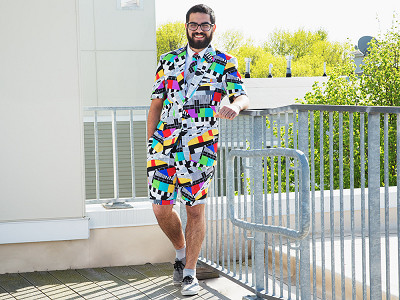 OppoSuits: Summer Novelty Suit Set