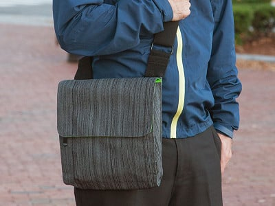 Walter + Ray: TAB Messenger Bag