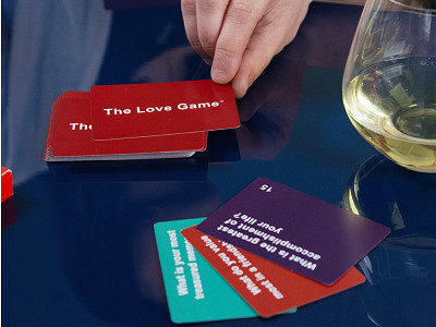 The Love Game: 36 Questions for Falling in Love