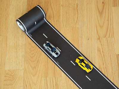InRoad Toys: PlayTape - Classic Road