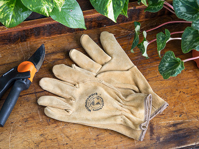 Womanswork: Original Pigskin Glove