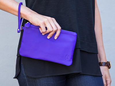 Mighty Purse: Classic Wristlet