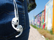 Silicone Earbud Securer
