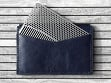 Steel Fine Tooth Wallet Comb
