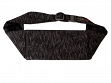 Large Pocket Adjustable Belt - Black/Gray