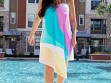 Cotton Sarong & Towel Cover-Up