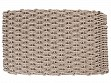 Nautical Rope Door Mat - Large - Sand