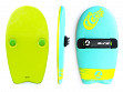 Soft Top Handboard - Turquoise and Electric Lemon