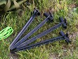 "9"" Anchoring Ground Stake Set"