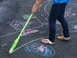 Chalk Writing Wand