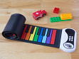 Flexible Roll-Up Rainbow Piano