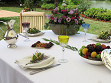 Holiday Stain-Resistant Table Cloth
