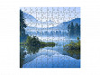 Small Wooden Jigsaw Puzzle - Mountain Mist