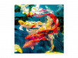Medium Wooden Jigsaw Puzzle - Koi