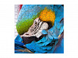 Medium Wooden Jigsaw Puzzle - Blue Parrot