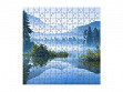 Medium Wooden Jigsaw Puzzle - Mountain Mist
