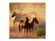 Large Wooden Jigsaw Puzzle - Peaceful Gathering