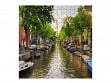 Large Wooden Jigsaw Puzzle - Amsterdam Canal