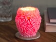 Carved Vase Candle