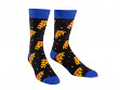 Men's Crew Socks - Pizza Party