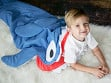 Kid's Ocean Tail Blanket