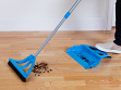 One-Handed Broom and Mini Broom Set