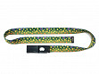 Fish Skin Print Webbed Belt - Brook Trout